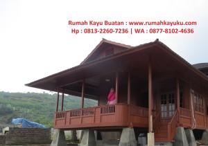 Jual-Rumah-Kayu-Modern-Knock-Down-Murah-Di-Ciwiday-Bandung