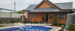 Jual-Rumah-Kayu-Murah-Di-Lembang-Bandung