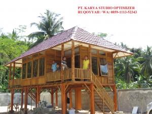 Jasa-Pembuatan-Rumah-Kayu-Minimalis-Modern-Di-Pabuaran