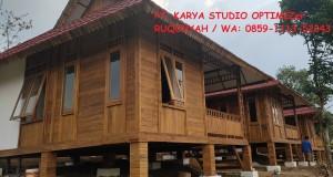 Jasa-Pembuatan-Rumah-Kayu-Minimalis-Modern-Di-Jatinunggal